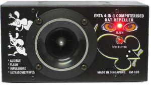 4-IN-1 COMPUTERISED RAT REPELLER (EM-599)