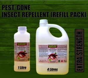 PEST-GONE INSECT REPELLENT (Refill 1L) EM-1096-R-1