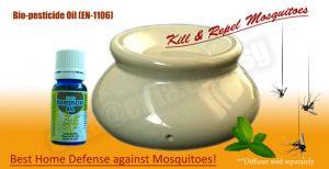 Bio-pesticide oil