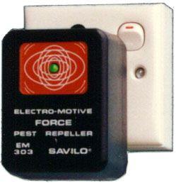 EMF RAT REPELLER  (EM-303)