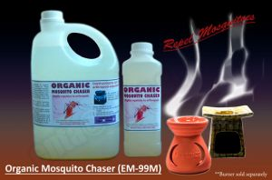 ORGANIC MOSQUITO CHASER 1L (EM-99M-1)